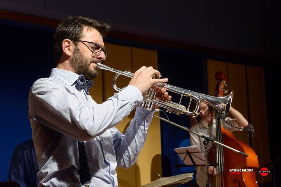 Cataldo Barreca alla tromba